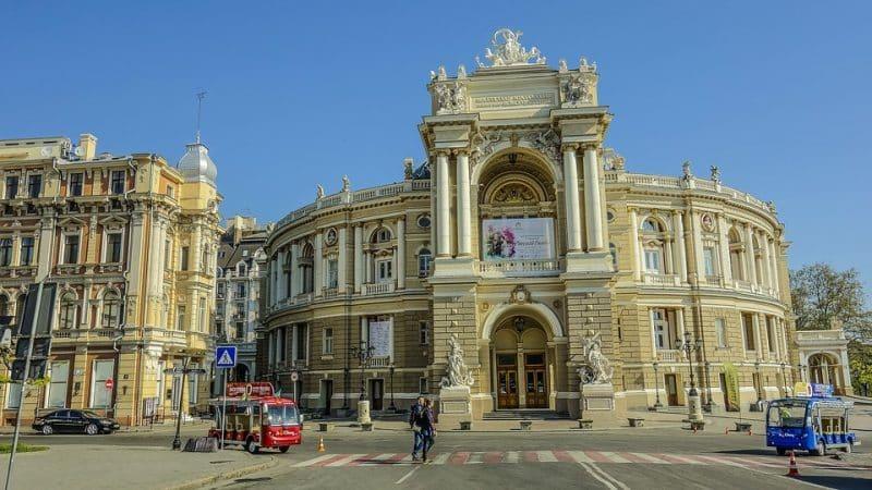 Théâtre Odessa