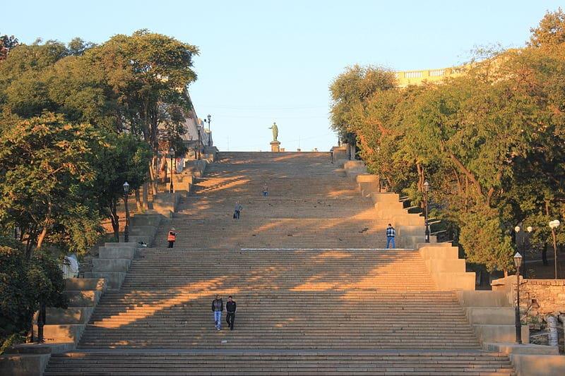 Potěmkinovy schody