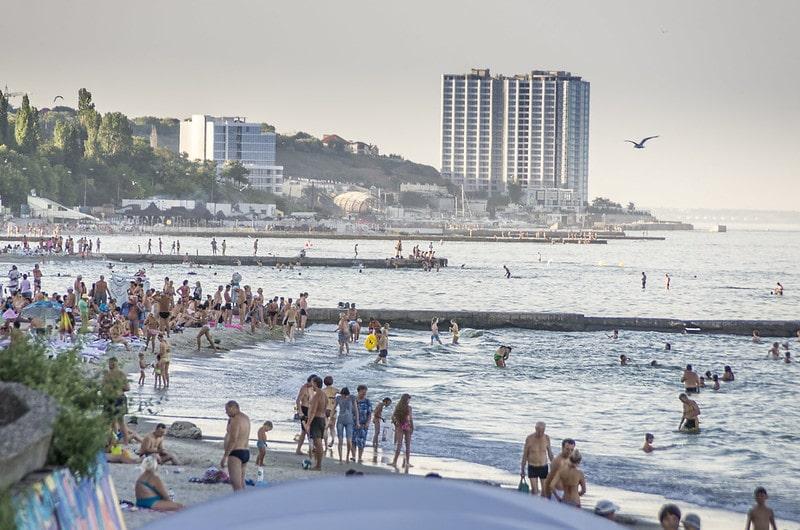 Odessa plages