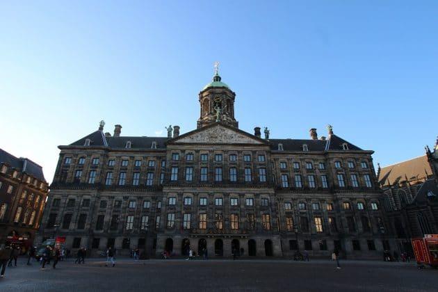 Visiter le Palais Royal d'Amsterdam : billets, tarifs, horaires