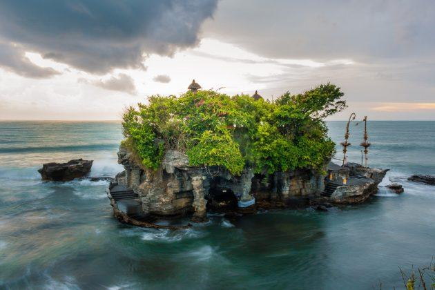 Visiter le Temple de Tanah Lot à Bali : billets, tarifs, horaires