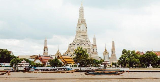 Visiter le temple Wat Arun de Bangkok : billets, tarifs, horaires