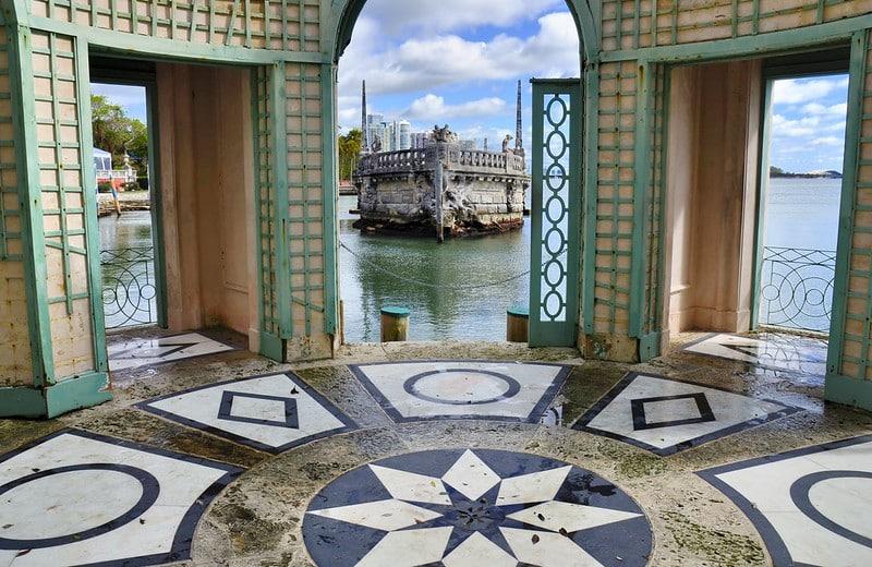 Vizcaya Museum and Gardens, Coconot Grove, Miami