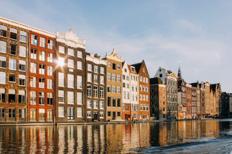 Que voir et que faire pendant une croisière sur les canaux d'Amsterdam ?