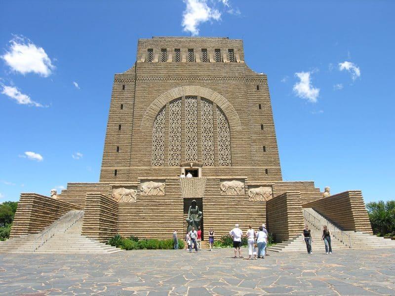Monument Voortrekker, Pretoria