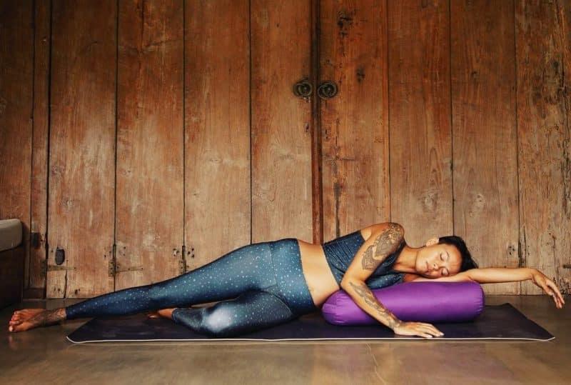 Faire du yoga à Ubud