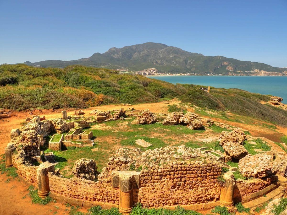 Ruines romaines de Tipaza