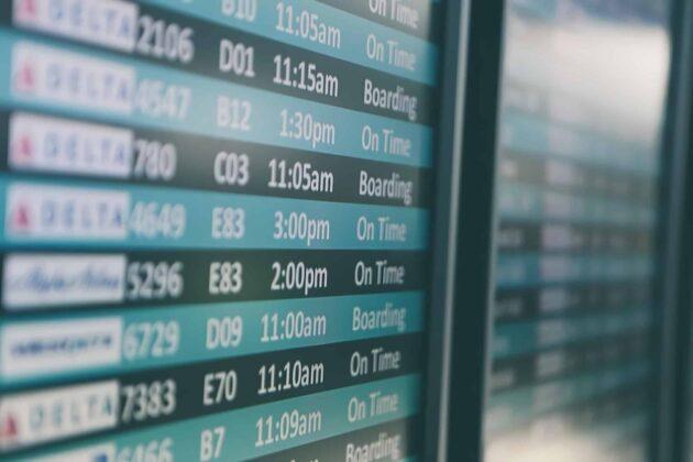 Les 10 compagnies aériennes les plus ponctuelles
