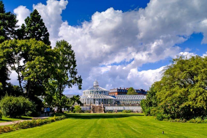 Jardin botanique de Copenhague, Botanisk Have