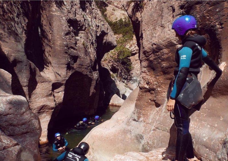 Canyon du Clue de Terminet