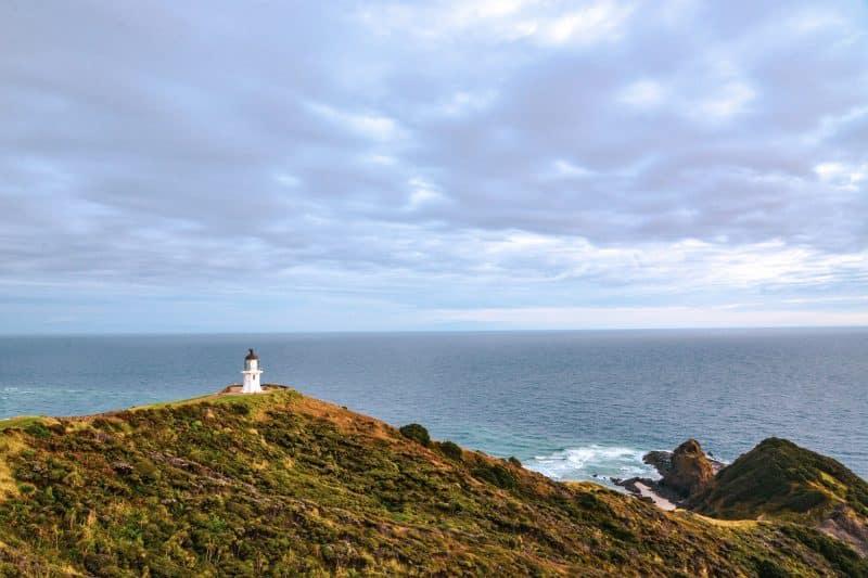 Cap Reinga, Nouvelle-Zélande