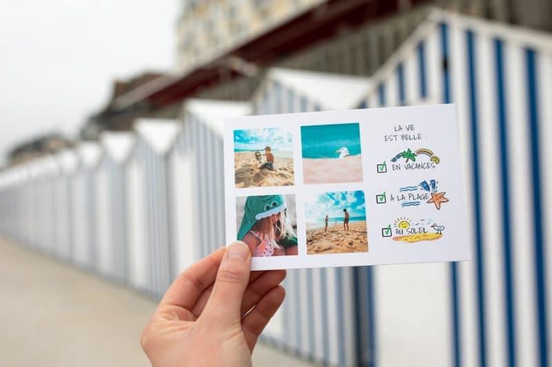 Carte postale Fizzer