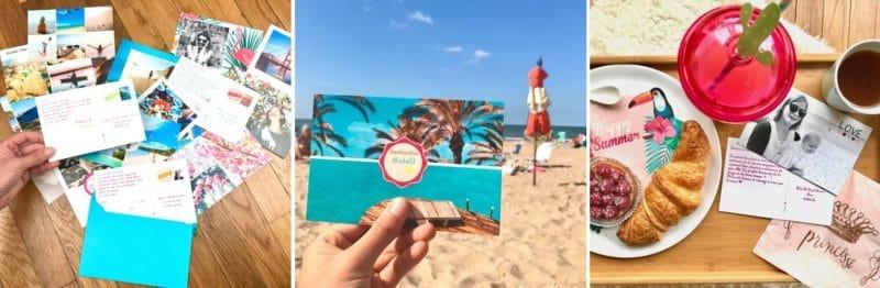 Carte postale personnalisée Fizzer