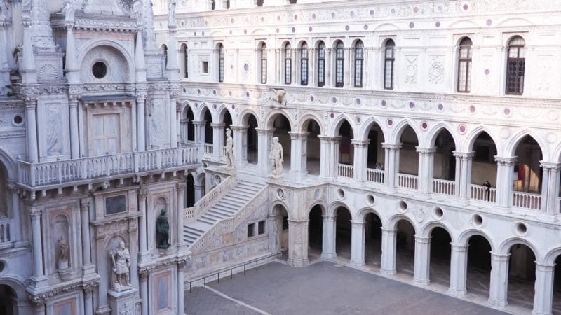 Comment visiter le Palais des Doges à Venise ?