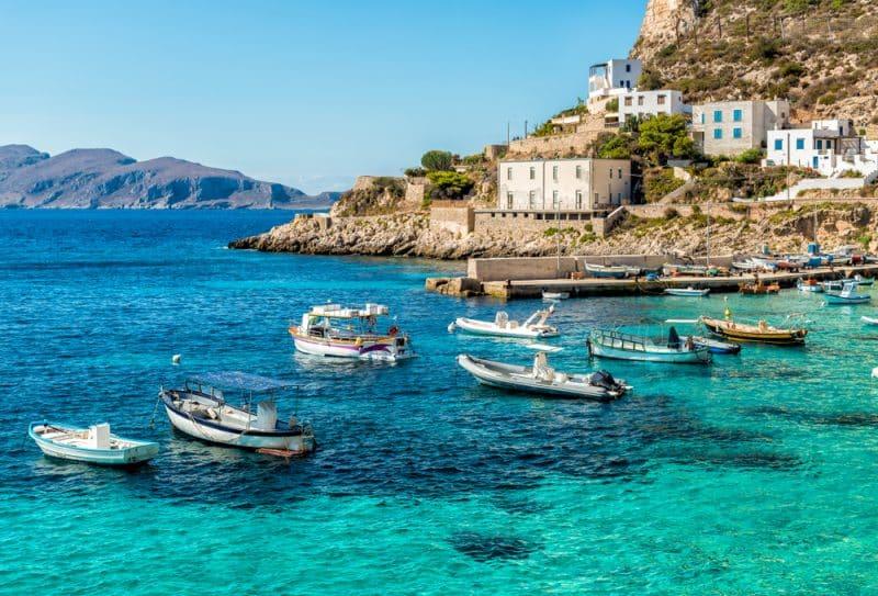Direct Ferries, Sicile