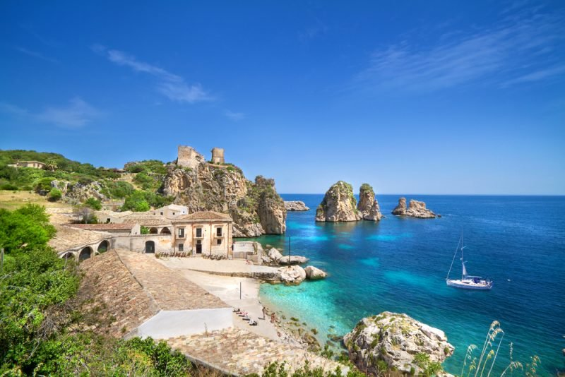 Ferry pour la Sicile au départ de Toulon