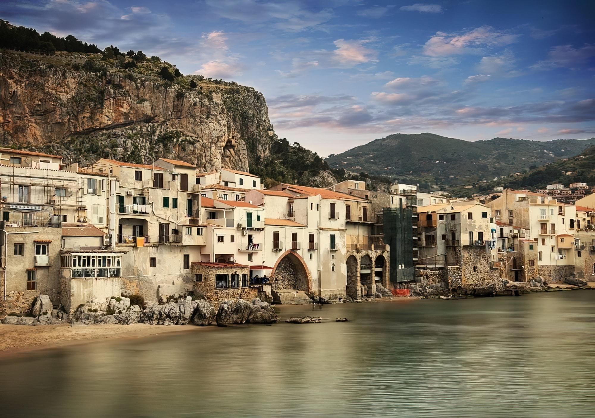 Prendre le ferry pour la Sicile depuis Toulon