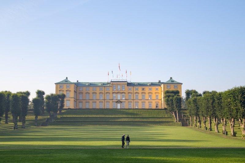 Palais Frederiksberg, Danemark