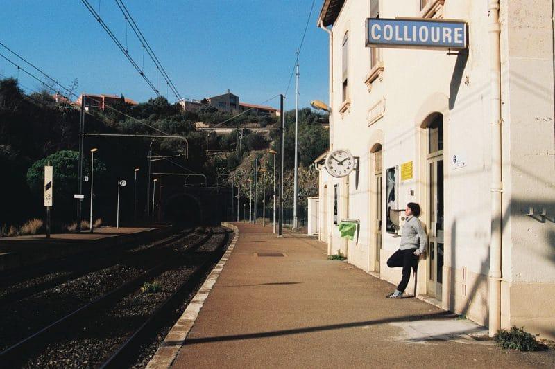 Gare de Collioure