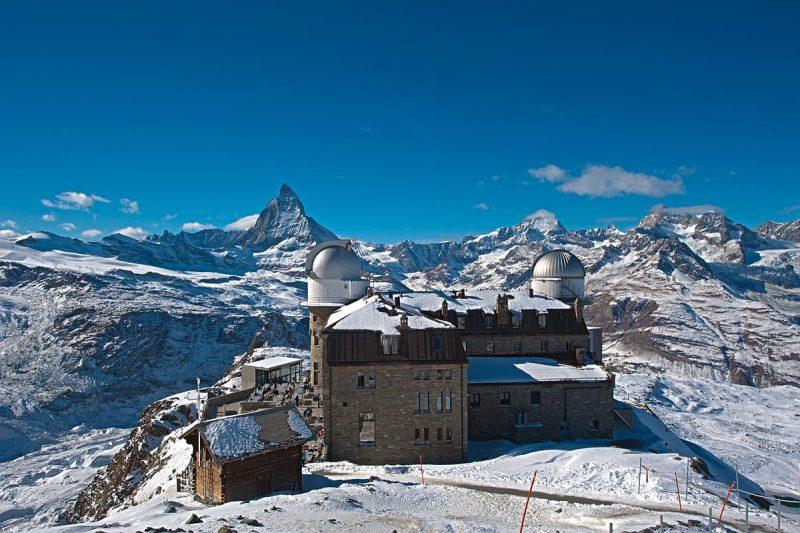 Observatoire Gornergrat, Suisse