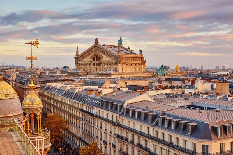 Histoire de l'Opéra Garnier à Paris