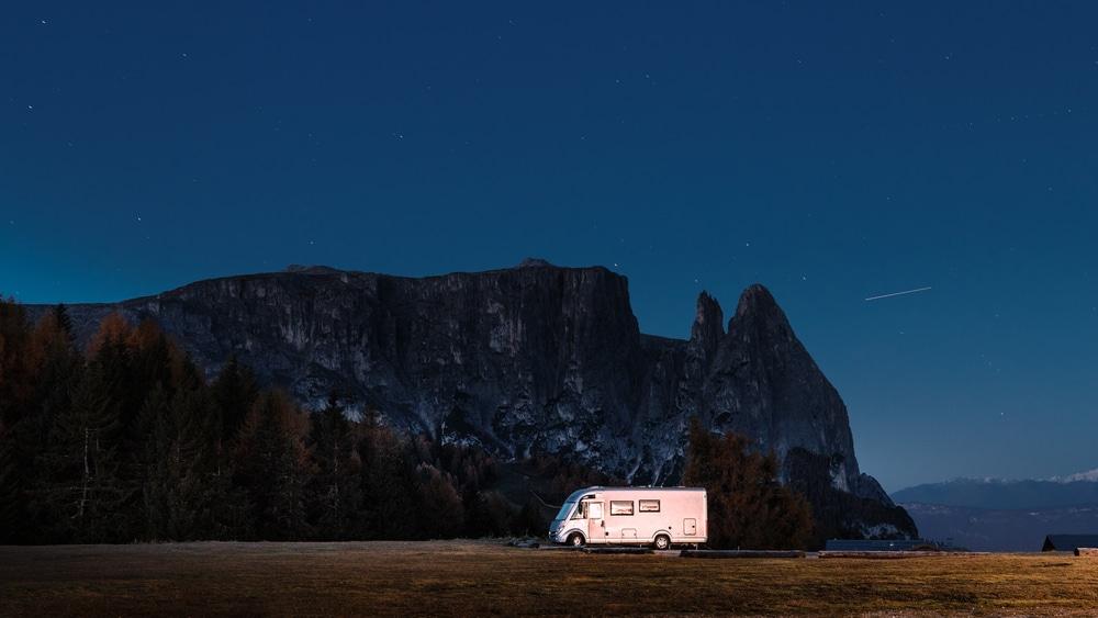 Modèle intégral, Camping-Car