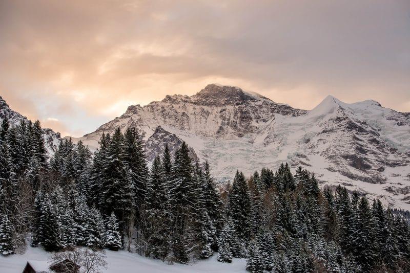 Mont Jungfrau, Suisse