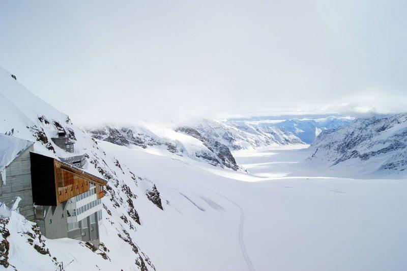 Jungfraujoch, Suisse