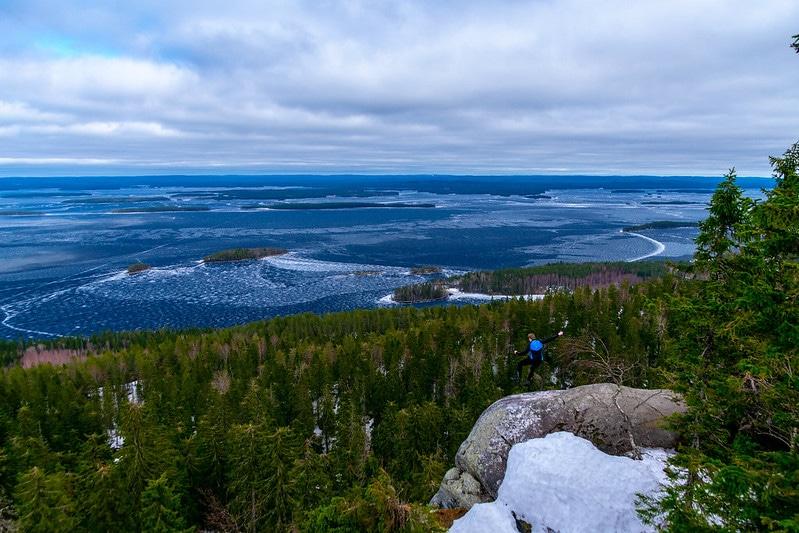 Montagne de Koli, Finlande