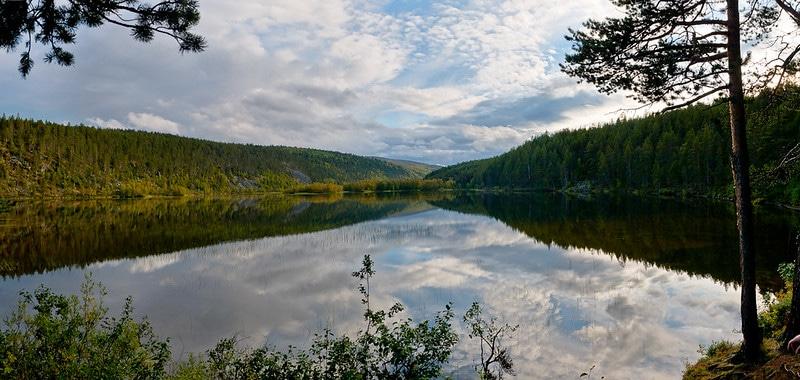 Parc national de Lemmenjoki, Finlande
