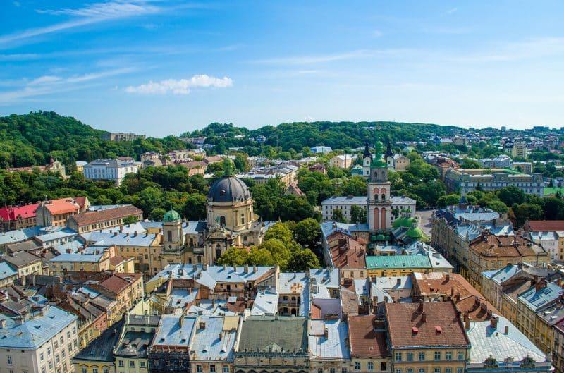Visiter Lviv, Ukraine