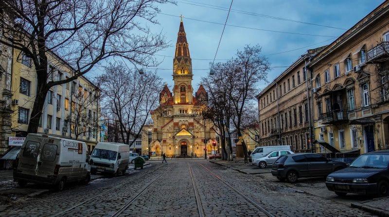 Visiter Odessa