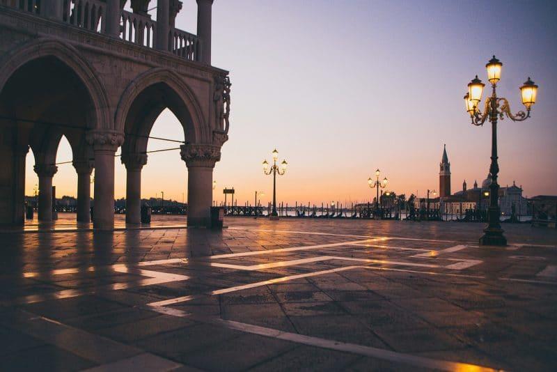 Horaires et tarifs du Palais des Doges à Venise