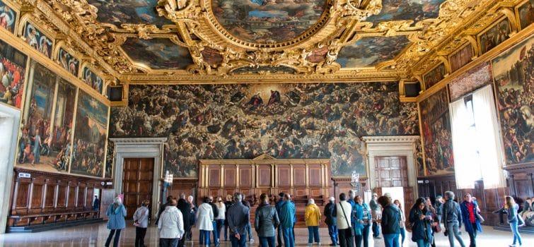 Que voir et que faire au Palais des Doges (Palais Ducal) à Venise ?