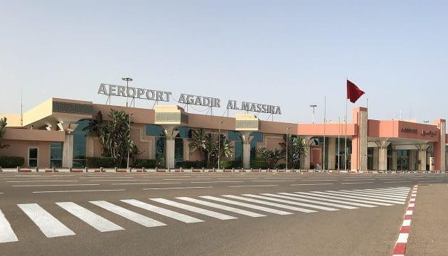 Trouver un parking pas cher à l'aéroport d'Agadir – Al Massira