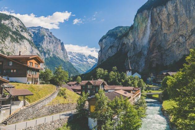 Les 20 plus beaux endroits à visiter en Suisse