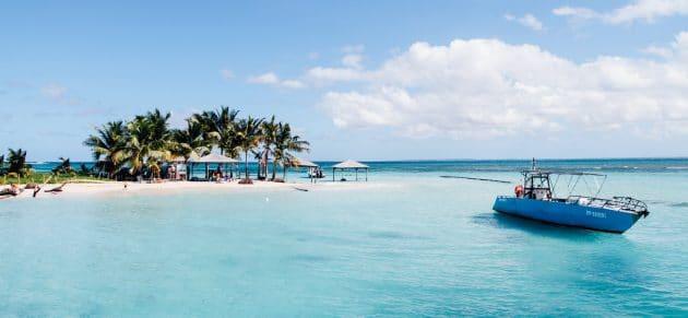 Les 10 plus belles plages où se baigner en Guadeloupe