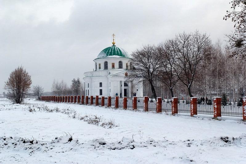 Visiter Potlava en Ukraine