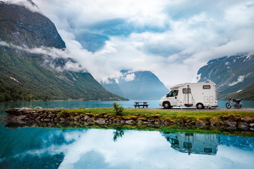 Modèle profilé, Camping-car