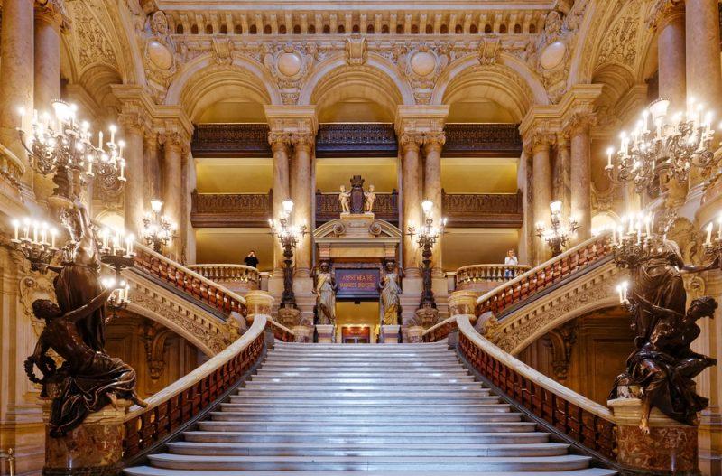 Que voir et que faire à l'Opéra Garnier de Paris ?