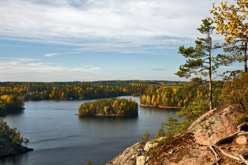Parc national de Repovesi, Finlande