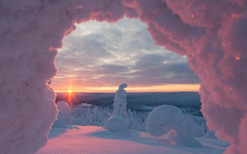 Parc national de Riisitunturi, Finlande