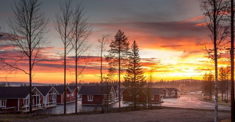 Village du Père Noël, Rovaniemi, Finlande