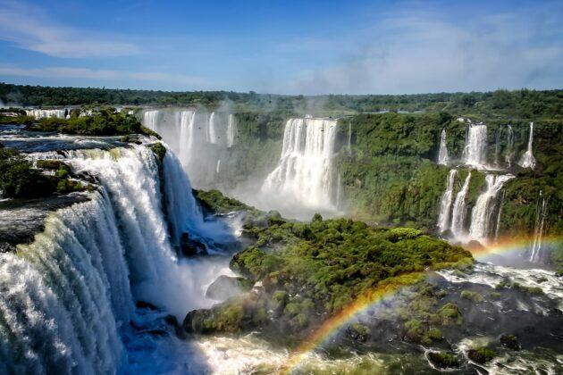 Visiter les Chutes d'Iguazú (depuis le Brésil et l'Argentine) : billets, tarifs, horaires
