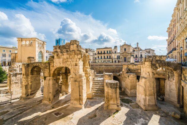 Où loger à Lecce et ses alentours ?