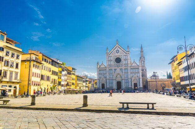 Visiter la basilique Santa Croce à Florence : billets, tarifs, horaires