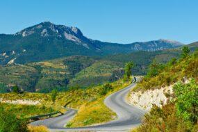 Itinéraire pour un road-trip en van ou fourgon aménagé à travers la France
