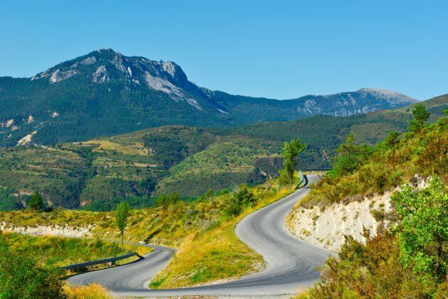 Itinéraires pour un road-trip en van ou fourgon aménagé à travers la France
