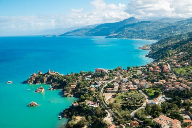 Comment aller en Sicile depuis Nice en ferry ?