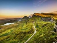 L'Écosse en Camping-Car